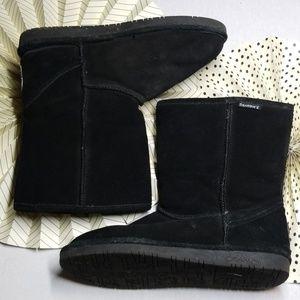 BearPaw Cozy Boots size 10